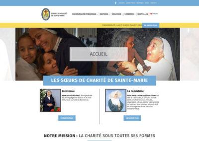Soeurs de charité de Sainte-Marie