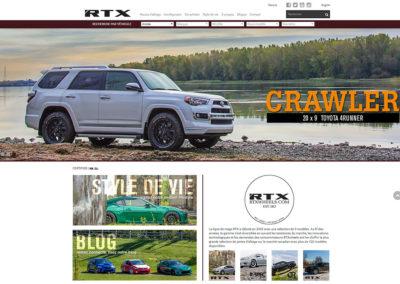 RTX Wheels – Site Prestashop
