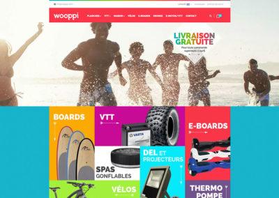 Wooppi.com – Site PrestaShop