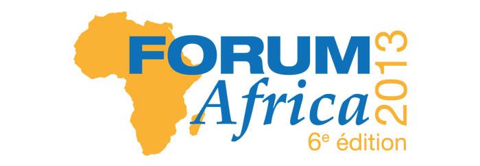 Forum Africa 2013