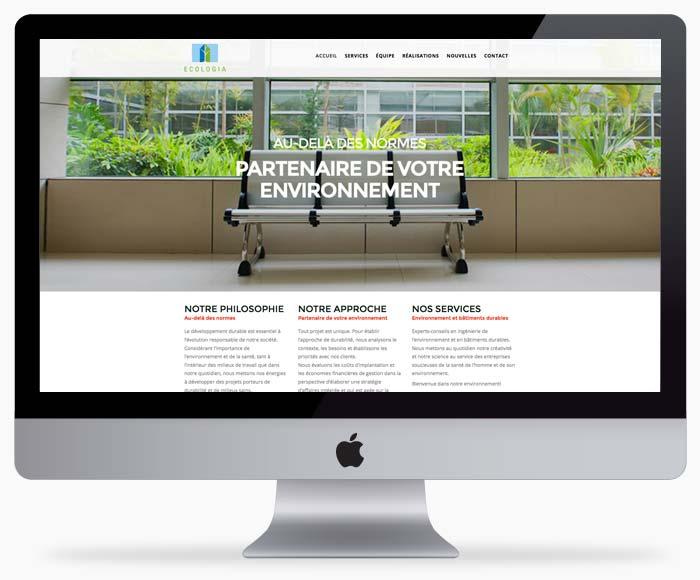 Nouveau site de JL Ecologia
