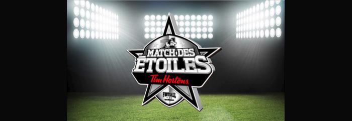 Captation vidéo à Montréal – Match des étoiles Tim Hortons